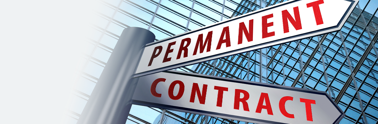 Permanent or Contract – Which is best for you?