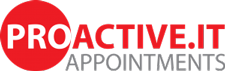 Proactive.it appointments